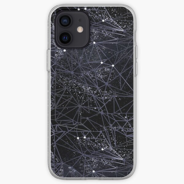 geometry of space iPhone Soft Case