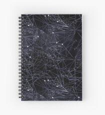 Cuaderno de espiral geometría del espacio