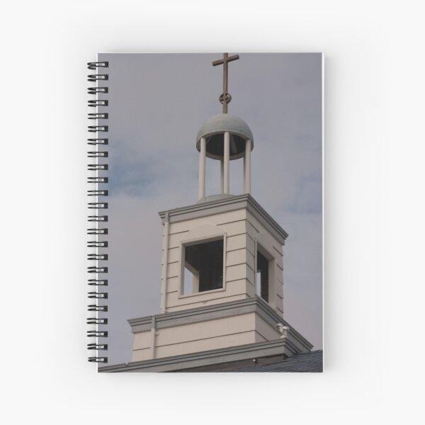 Church steeple Spiral Notebook