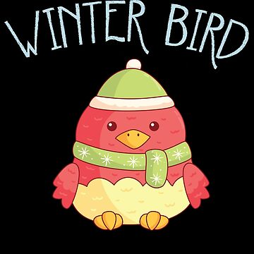 Winter Bird by iwaygifts