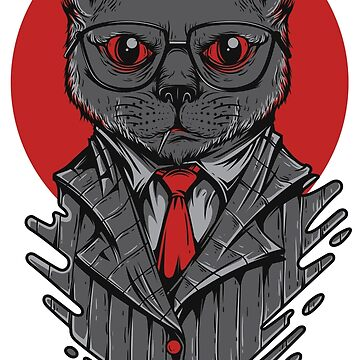Puss in Suits by NomadicMarket