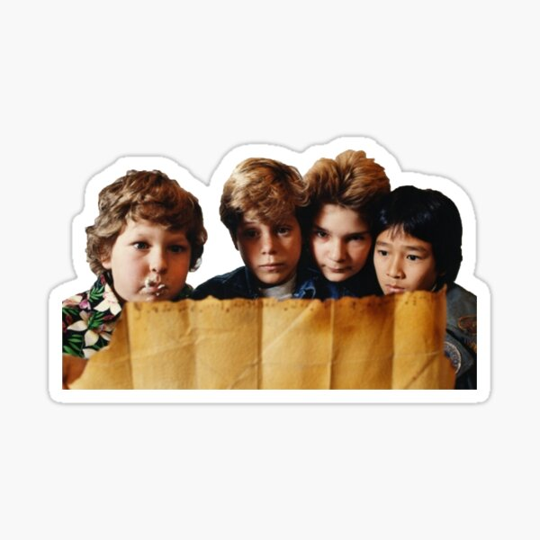 Les Goonies Sticker