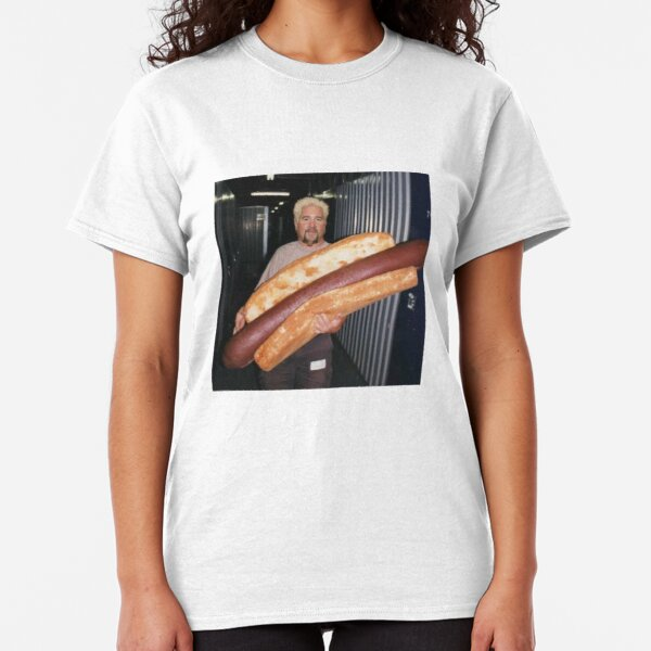 guy fieri and his wieney Classic T-Shirt