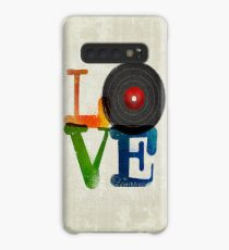 Love is Music, Music is Love Case/Skin for Samsung Galaxy