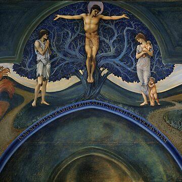 "Edward Burne-Jones ""The Tree of Life"" by ALD1"