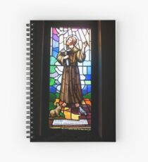 Cuaderno de espiral stained glass Serie II !