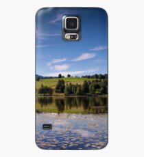 Early Morning Reflections, Bad Bayersoien Case/Skin for Samsung Galaxy