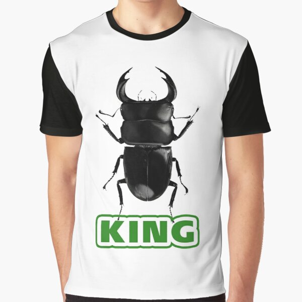 006 - King of Beetles Graphic T-Shirt