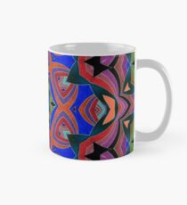 Inverted Colors and Bows Fall Into Winter Design at Green Bee Mee Mug