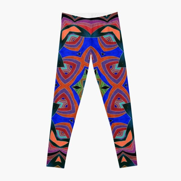 Inverted Colors and Bows Fall Into Winter Design at Green Bee Mee Leggings