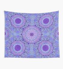Wisteria Mandalas Wall Tapestry