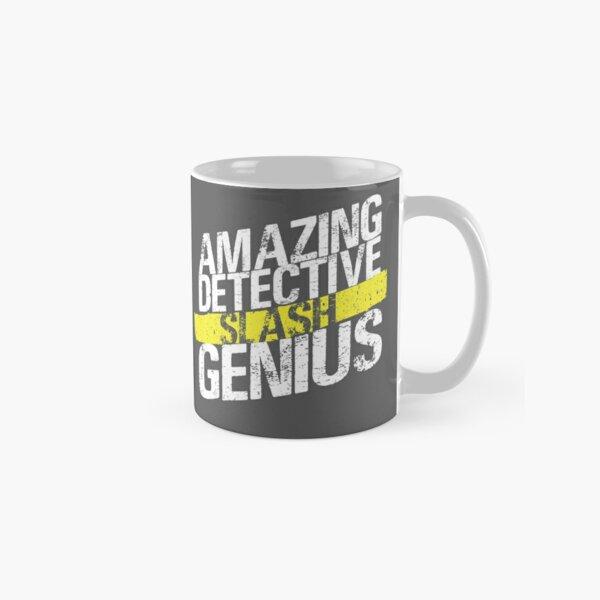 Amazing Detective SLASH Genius Classic Mug