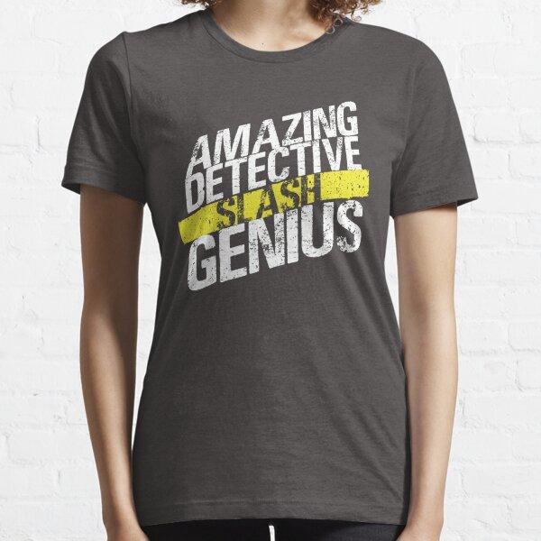 Amazing Detective SLASH Genius Essential T-Shirt