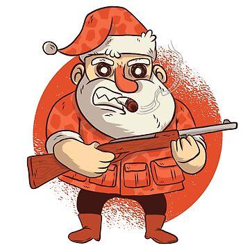 Hunter Santa by TFever