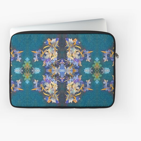 Midnight Blossoms Laptop Sleeve