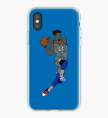 Jimmy Butler City Jersey iPhone Case