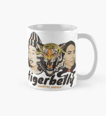 TigerBelly Podcast Design Geschenk Shirt Tiger Art Tasse (Standard)