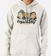 TigerBelly Podcast Design Geschenk Shirt Tiger Art Hoodie