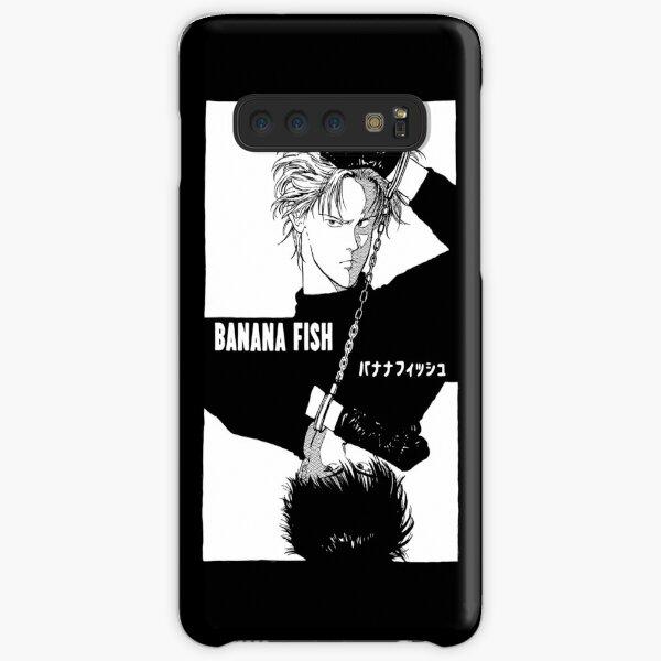 BANANA FISH - Chains B/W Samsung Galaxy Snap Case