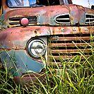Old Ford Truck by Jim Felder