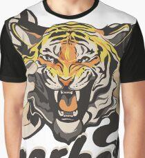 TigerBelly Podcast Design Gift Shirt Tiger Art Graphic T-Shirt