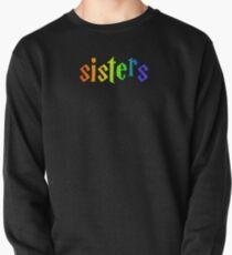 rainbow sisters lightning Pullover