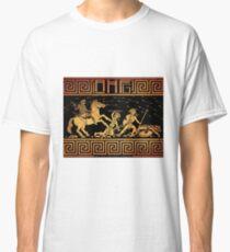 Amazons: Black Classic T-Shirt