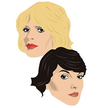 Cagney and Lacey by gregs-celeb-art