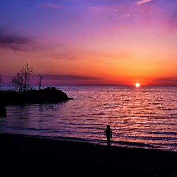 Sunset Solitude - Pennsylvania by kdxweaver