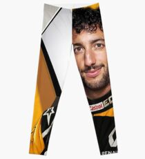 Renault Daniel Ricciardo Leggings