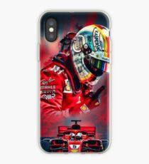 S.Vettel iPhone Case