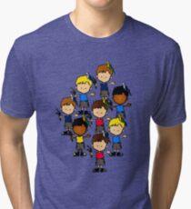 Budgie Boys Tri-blend T-Shirt
