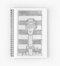 Long Neck Spiral Notebook