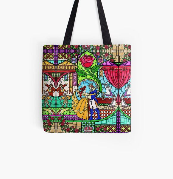 glass art All Over Print Tote Bag