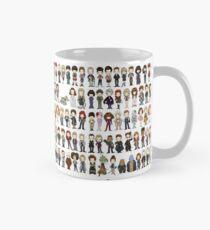 Doktor und Freunde Tasse (Standard)