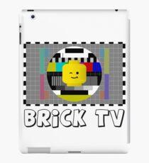 Brick TV Test Transmission  iPad Case/Skin