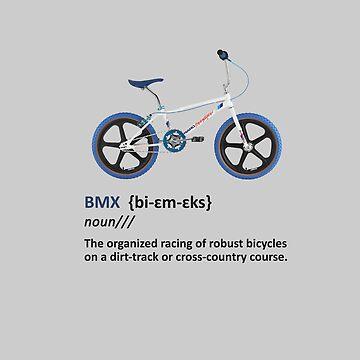BMX T-Shirt by 23jd45