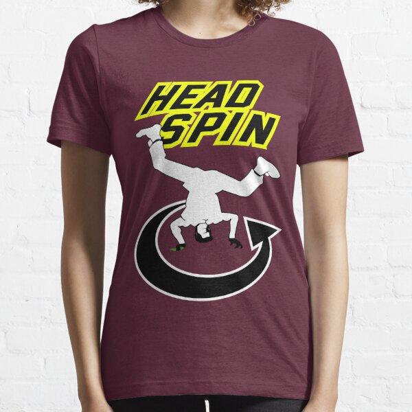 005 - Head Spin T-shirt essentiel
