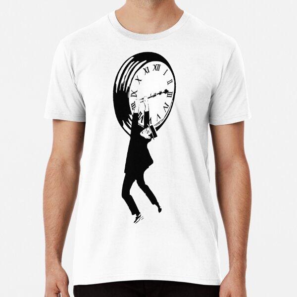Harold Lloyd Safety Last Premium T-Shirt