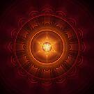 Mahavajreshvari ✨⚡️ by Xen-Aligning