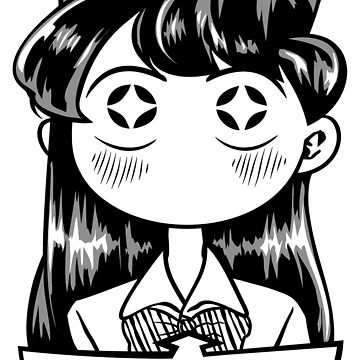 Miss Komi Excited by datshirts