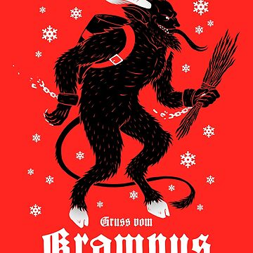 Krampus de deniart