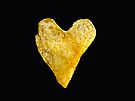 Heart Shaped Potato Chip by FrankieCat
