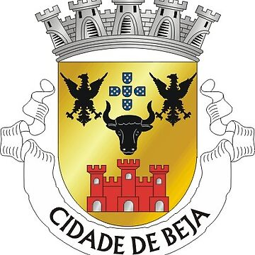Coat of Arms of Beja, Portugal by Tonbbo
