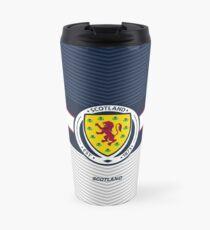 Scotland Football | Scottish Football Association | Logo Design - Pillow | Phone Case | Tablet | T Shirt | Duvet | Mug | Clock | Poster | Home Decor and more Travel Mug