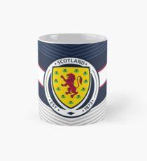 Scotland Football | Scottish Football Association | Logo Design - Pillow | Phone Case | Tablet | T Shirt | Duvet | Mug | Clock | Poster | Home Decor and more Mug