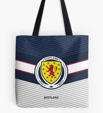 Scotland Football   Scottish Football Association   Logo Design - Pillow   Phone Case   Tablet   T Shirt   Duvet   Mug   Clock   Poster   Home Decor and more Tote Bag