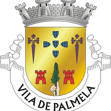 Coat of Arms of Palmela, Portugal by Tonbbo