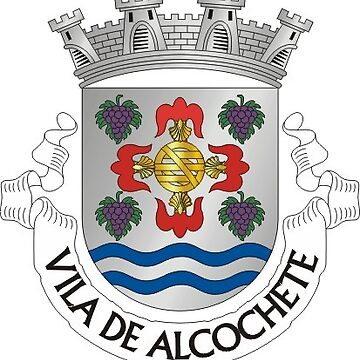 Coat of Arms of Alcochete, Portugal by Tonbbo