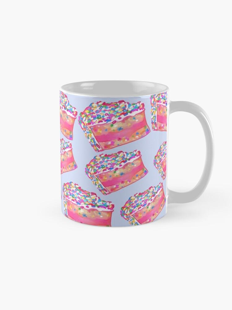 Birthday Cake Mugs By BiskiChips